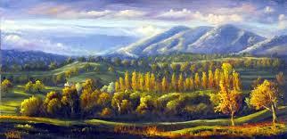 christopher vidal art cl austraian landscapes art cl landscapes art cl for beginners
