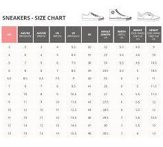 Converse Size Chart Australia Sneakers Hitops Black White Organic Fairtrade