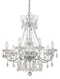 house of hampton jeter 8 light crystal chandelier reviews wayfair refer to 8 light