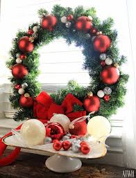 diy holiday wreath under 20 dollars, christmas decorations, crafts,  seasonal holiday decor,