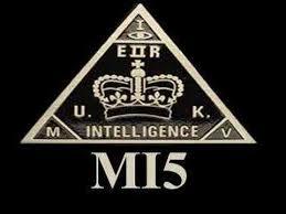 Image result for MI5 LOGO