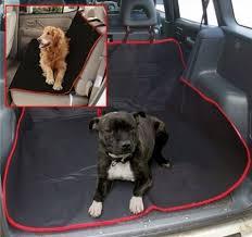car boot liner rear seat protector