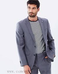 street fashion retailers no denim v86k05cb6 navy marle collins contemporary suit jacket for men