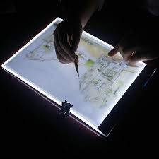 Artist Light Board Details About Led Tracing Board Light Box Stencil Drawing Thin Pad Table Tattoo Artist Art A4