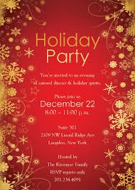 009 Template Ideas Free Christmas Party Invitations