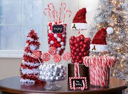 Candy Cane Christmas Decorations Ideas Candy Cane Christmas Treats And Decor Ideas Christmas Candy 2