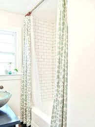 what size is a standard shower curtain standard shower curtain length shower curtain sizes size guide