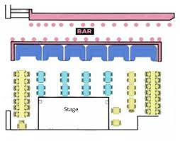 Blue Note Nyc Seating Chart How Does Our Seating Work Blue Note Napa