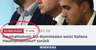 Die eilmeldung (englisch breaking news, in österreich auch eiltmeldung) ist eine journalistische nachricht, die eine derart hohe relevanz besitzt, dass eine reguläre nachrichtensendung in hörfunk. Facebook Kennzeichnung Als Eilmeldungen Jetzt Auch In Deutschland