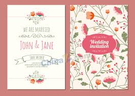 Wedding Card Free Template Kmcchain Info
