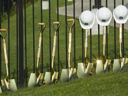 Groundbreaking - Religious Sisters of Mercy, Alma Convent