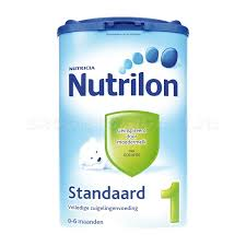 Nutrilon babyvoeding 1
