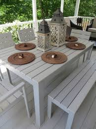 ikea outdoor patio furniture. Top Ikea Patio Dining Set Gccourt House Outdoor Table With Bench Chic Concerning Decor Furniture O