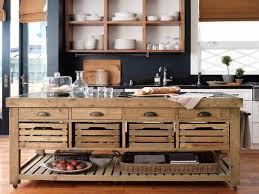 Reclaimed Big Portable Kitchen Islands And Drawers Mobile Kitchen Kitchen  Island With Drawers