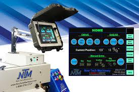 Ntm 200 Computer Controller New Tech Machinery