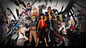 Group Anime Wallpapers - Wallpaper Cave