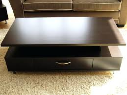 modern coffee table with drawers pertaining to coffee tables with drawers plans black coffee table with drawers ikea