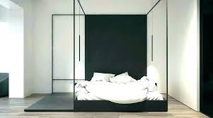 4 Post Beds Iron Four Poster Bed Frame King Bedroom Designs Black ...