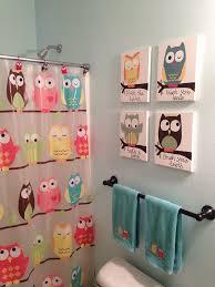 kids bathroom wall decor. Kids Owl Bathroom Art, Ideas, Crafts Wall Decor
