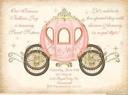 Sweet 16 Disney Costume Party Invitation Royal Birthday Cinderella
