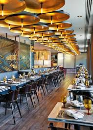 interior design lighting ideas. wan interiors w chicago lakeshore by meyer davis studio restaurant design interior lighting ideas