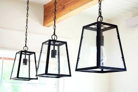farmhouse lighting pendant lights 1