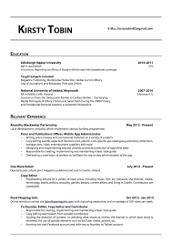 Examples Of Resumes Careertraining Hard Copy Resume To Format Free