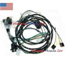 buick electrical wiring harness midway muscle car front end head lamp light wiring harness 68 72 buick gran sport skylark gs