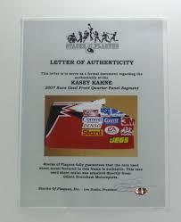 Kasey Kahne Nascar 16X20 Custom Framed Display Piece With Race-Used ...