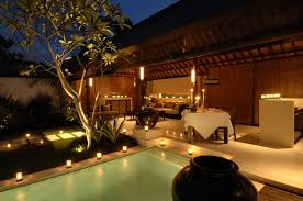 outdoor candle lighting. Perfect Lighting Decoration Candle Light Romantic Backyard Dinner Swimming Pool With From  Outdoor Lighting For Your Home For