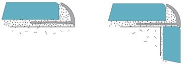 Внешний <b>профиль</b> - Cezar – производитель отделочных профилей
