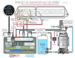 help please hfs 4 v2 wiring diagram for audi a5 waterinjection info here is a wiring diagram for the ausi a5 cdnc work on the h4 v2