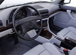 BMW Convertible bmw 735i interior : Curbside Classic: 1989 BMW 735iL (E32) – Bavaria Builds A True ...