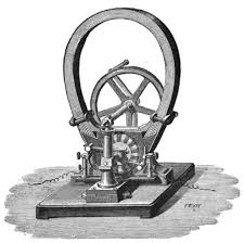 first electric motor invented by michael faraday. Http://upload.wikimedia.org/wikipedia/commons/6/6b/Gramme_dynamo.png First Electric Motor Invented By Michael Faraday