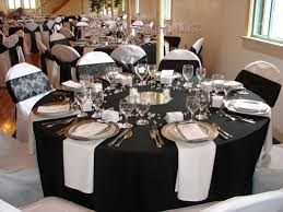 navy blue embroidered overlays head table overlays pink embroidered overlays