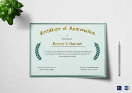 Volunteer Certificate Of Appreciation Templates 34 Certificate Of Appreciation Templates Pdf Docs Word Ai Psd