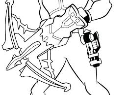 Power Ranger Samurai Colouring Pages Dino Charge Rangers Jungle Fury