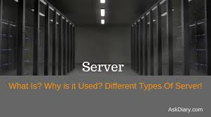 What Is A Server What Is A Server Why Is It Used What Are The Different Types Of