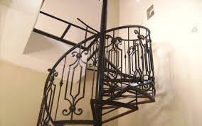 Wrought Iron Handrails Spiral Staircases And Metal Staircases In Austin Tx