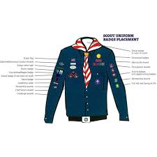 Scout Uniform Blouse