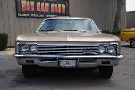 1966 Chevrolet IMPALA Station Wagon ! COLD AC, CLEAN, Flowmasters ...