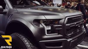 ford raptor 2017 lifted. 2017 ford raptor wide body matte black sema 2016 lifted