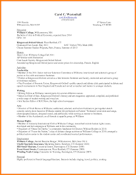 College Music Student Resume Awesome Resume Music