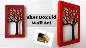 diy room decor shoe box lid wall art wall decor diy crafts diy paper crafts maison zizou on diy shoebox wall art with diy room decor shoe box lid wall art wall decor diy crafts