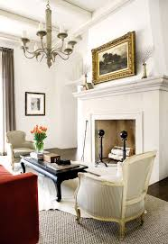 French Country Fireplace