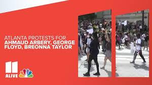 Protests in metro Atlanta