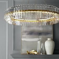 inspirational crystal and brass chandelier or brass fish 36 brass crystal chandelier made in spain
