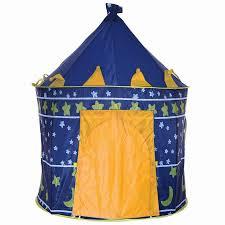 Folding Tent 2 Colors Portable Foldable Play Tent Prince Folding Tent Kids