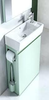 narrow bathroom sink. Narrow Bathroom Sinks And Vanities Small Sink Pertaining To Vanity Decor 14 G