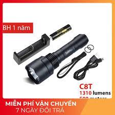 Giá bán Đèn pin và đèn sạc SOFIRN C8T sáng 1310lm xa 500m18650